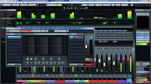 Στιγμιότυπο οθόνης Cubase Windows 8