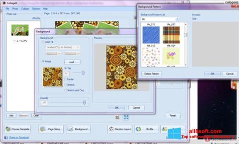 Στιγμιότυπο οθόνης CollageIt Windows 8