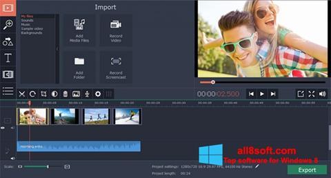 Στιγμιότυπο οθόνης Movavi Screen Capture Windows 8