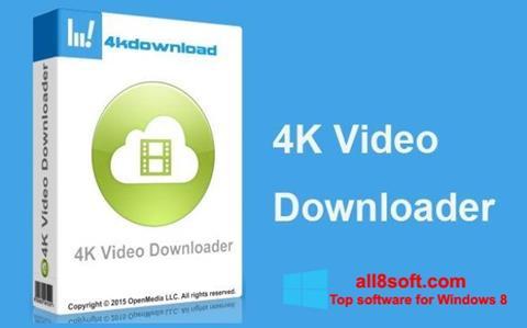 Στιγμιότυπο οθόνης 4K Video Downloader Windows 8