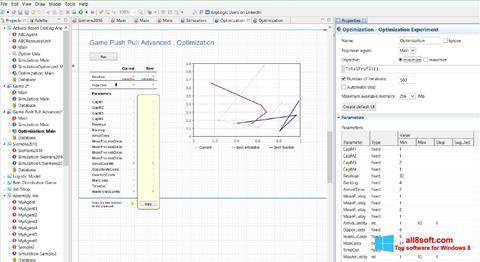 Στιγμιότυπο οθόνης AnyLogic Windows 8