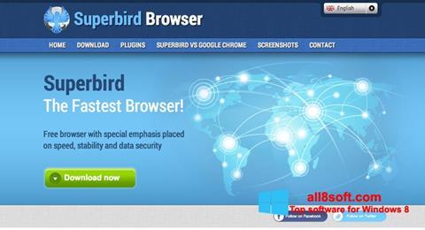 Στιγμιότυπο οθόνης Superbird Windows 8