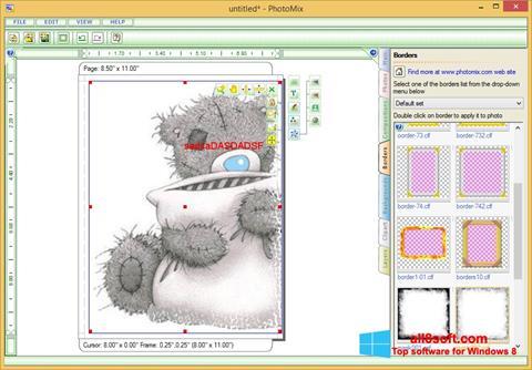 Στιγμιότυπο οθόνης PhotoMix Collage Windows 8