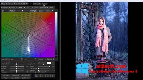 Στιγμιότυπο οθόνης 3D LUT Creator Windows 8