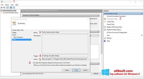 Στιγμιότυπο οθόνης Punto Switcher Windows 8
