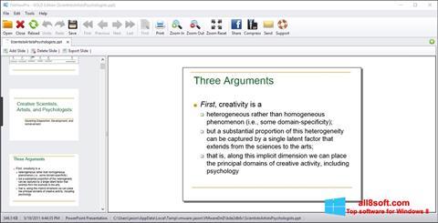 Στιγμιότυπο οθόνης FileViewPro Windows 8