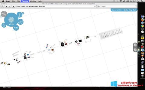 Στιγμιότυπο οθόνης Prezi Windows 8