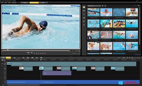 Στιγμιότυπο οθόνης Corel VideoStudio Windows 8